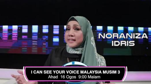 LIVE I Can See Your Voice Malaysia 3 Minggu 20 (16.8.2020)