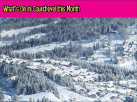 What's On in Courchevel this Month