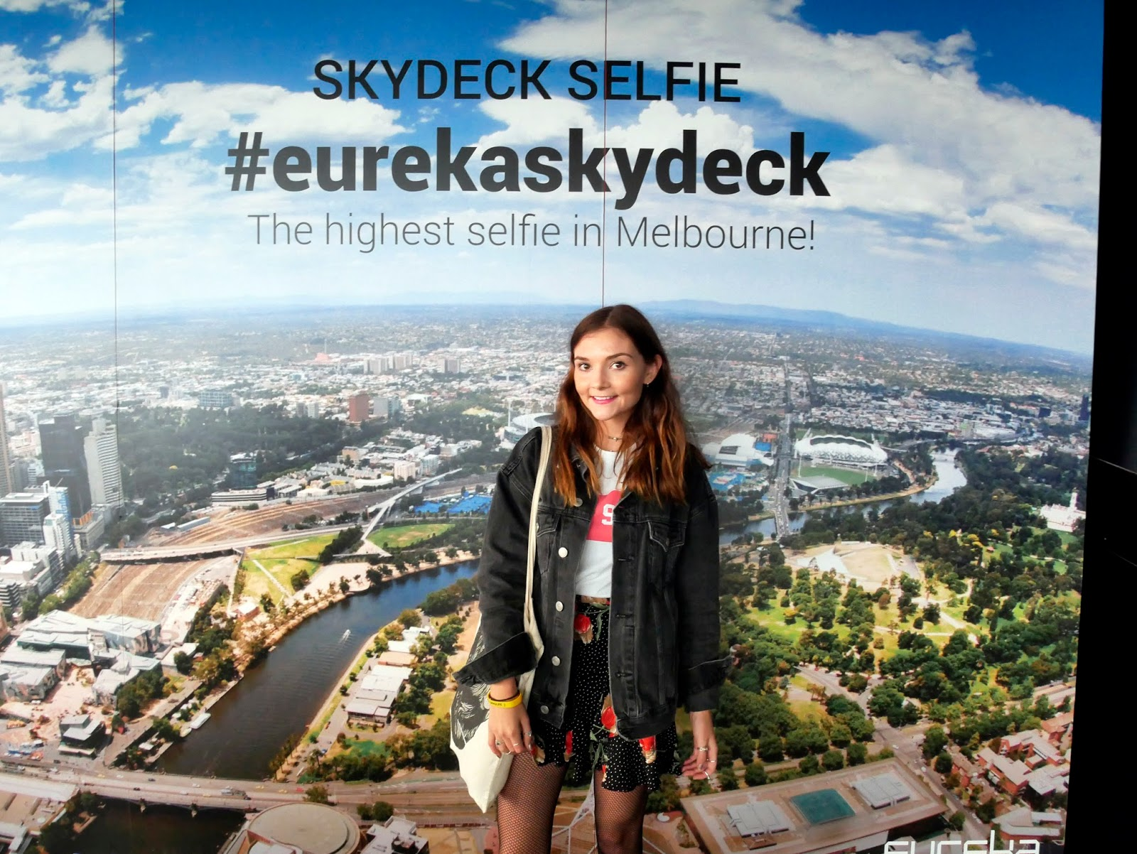 skydeck melbourne fashion blogger