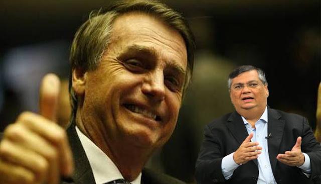 Flávio Dino deve se encontrar com Jair Bolsonaro na próxima quinta-feira