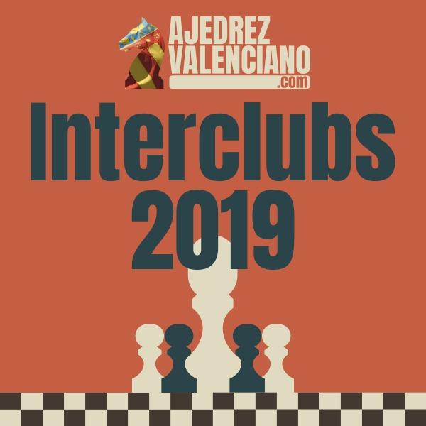 Especial Interclubs 2019: Publicado en chess-results todas las alineaciones de la RONDA 1. La FACV pide que comprueben posibles errores.