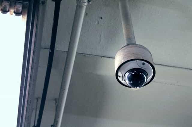 Dome cameras