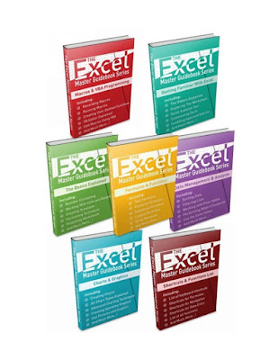 [New 2020 Free ebook]The Excel Master Guidebook Series by Expert, Excel