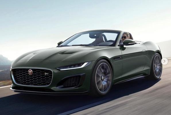 Harga Mobil Jaguar Terbaru