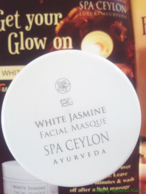 White Jasmine Facial Masque Review
