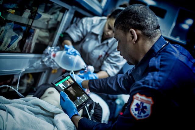Philips: Sistema de ultrassons portátil Lumify reconhecido com o IEEE Spectrum Technology pelo seu benefício para a humanidade