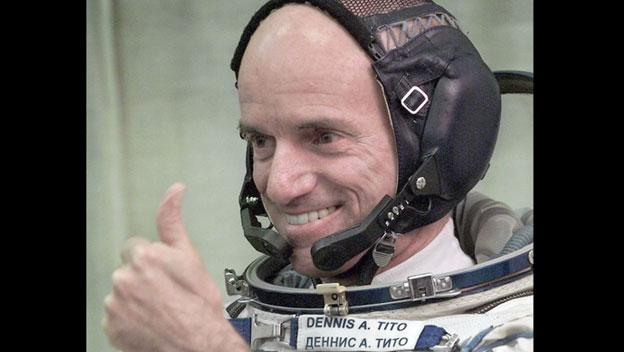Dennis Tito Dünyanın İlk Uzay Turisti