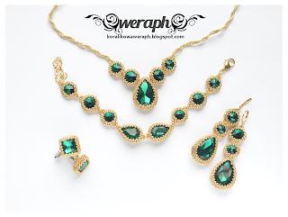 http://koralikowaweraph.blogspot.com/2017/06/byszczace-krople-w-kolorze-emerald.html