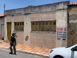 URGENTE: Comerciante é encontrado morto no centro de Campo Maior