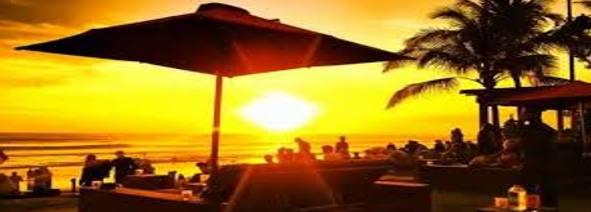 Sunset Seminyak Bali