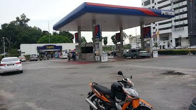 petrol, minyak