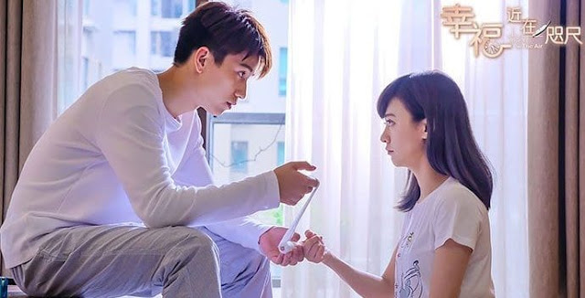 Download Drama Cina Love is in the Air Batch Subtitle Indonesia