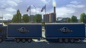 BDF Tandem Mod for All Trucks