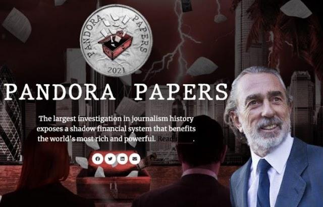 Francisco Correa, protagonista de la trama Gürtel, abrió sociedades en Panamá previo al escándalo de corrupción en España