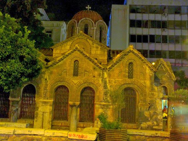 Iglesia atenas