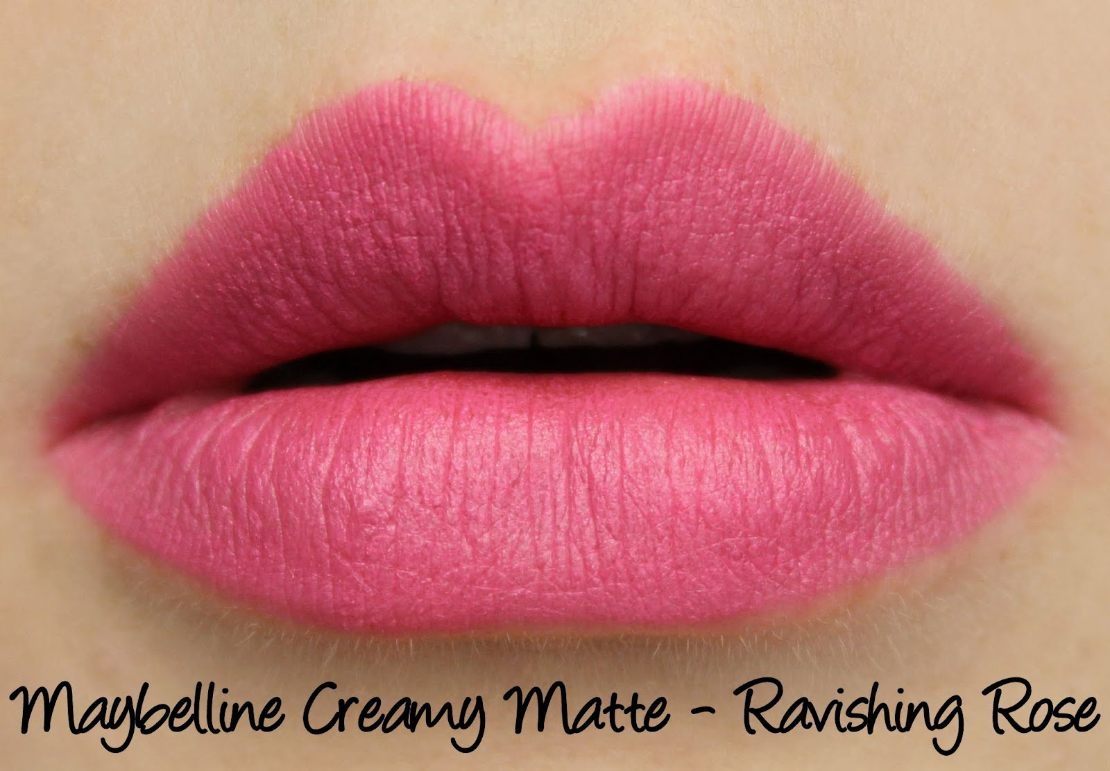 Rose Pink Lipstick Colour