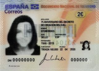 75 ANIVERSARIO DEL DECRETO DE CREACIÓN DEL D.N.I