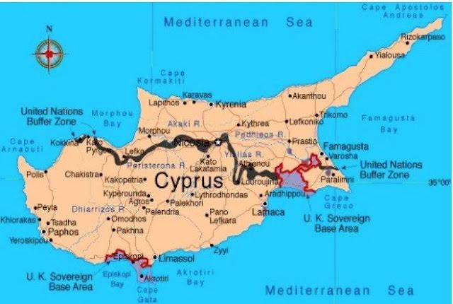 Armenia y Chipre con protección de información confidencial