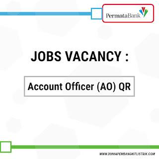 PT Bank Permata Tbk Jobs: Account Officer (AO) QR