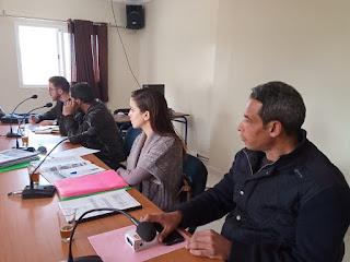 اقليم تارودانت: تنظيم لقاء تقني تشاوري حول انطلاق أشغال إنجاز المسبح المغطى النموذجي بجماعة تالكجونت.