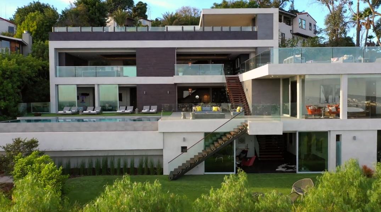 73 Interior Design Photos vs. 6902 Los Tilos Rd, Los Angeles, CA Ultra Luxury Mansion Tour