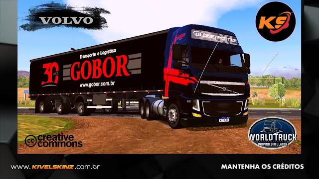 VOLVO FH09 - GOBOR TRANSPORTES