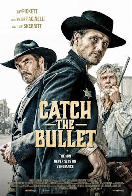 Catch the Bullet 2021 DVD BD NTSC Latino