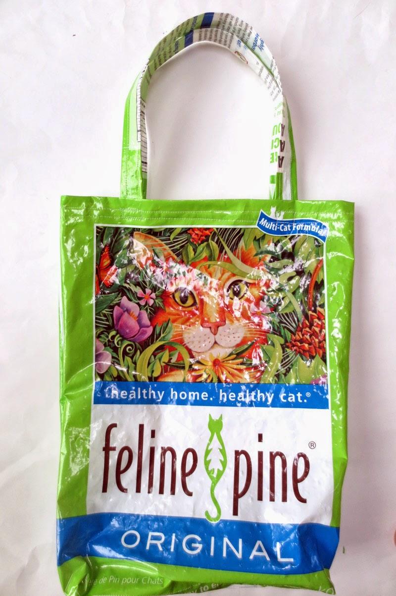 DIY Reusable Bag Tutorial