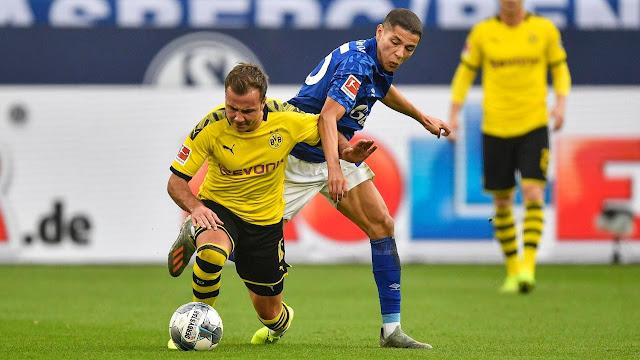 Bundesliga resumes