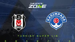 Beşiktaş vs Kasımpaşa  Canlı maç izle