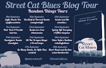 Street Cat Blues Blog Tour