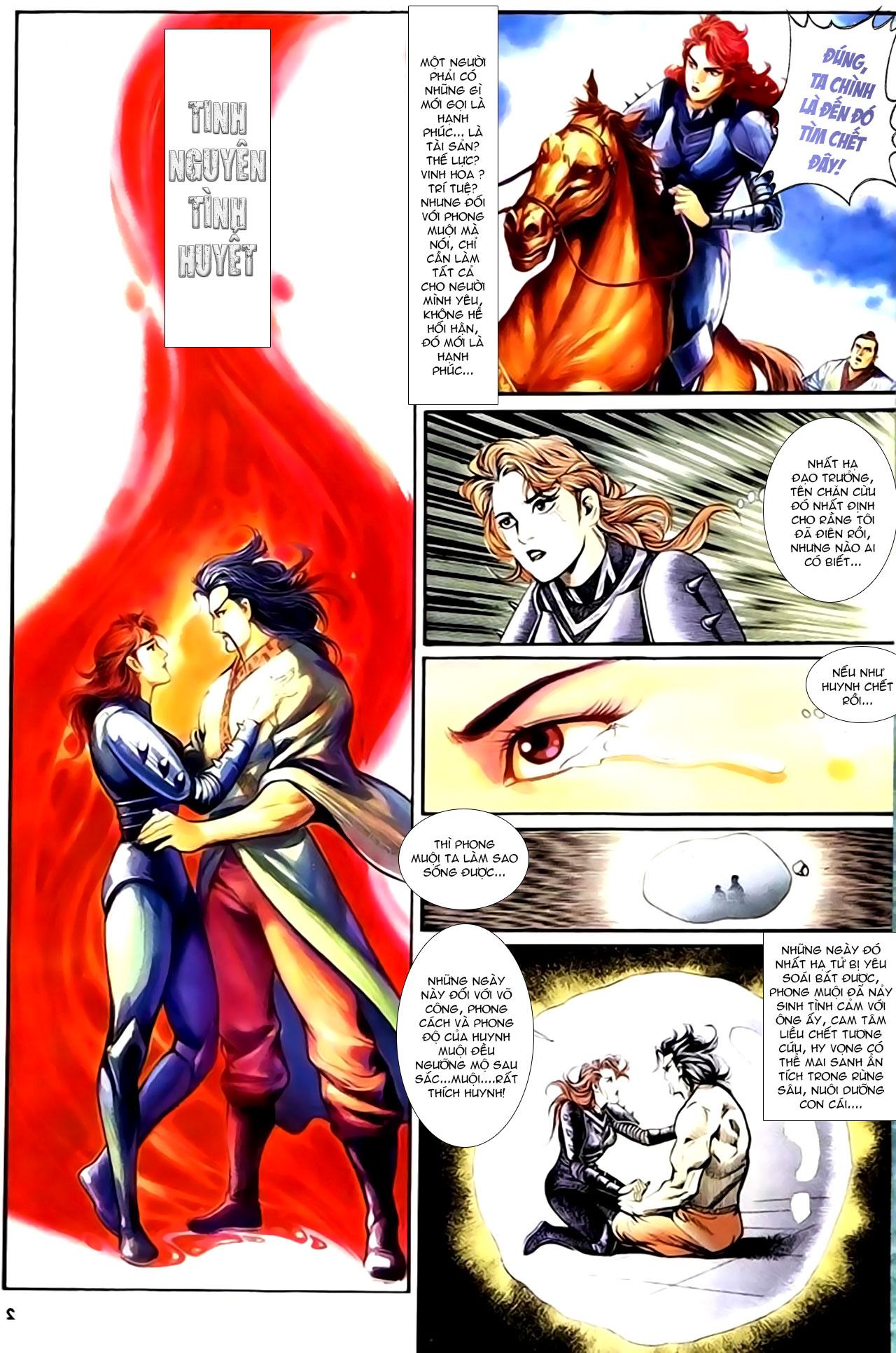 Cơ Phát Khai Chu Bản chapter 139 trang 3