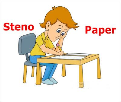 English Steno Exam Question Paper Part-15