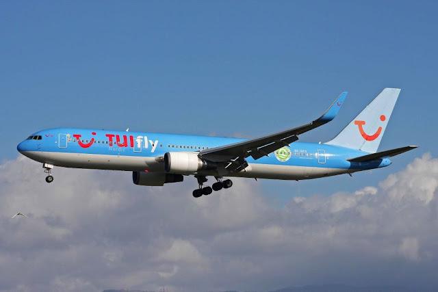 Avion%2BTuifly - TUIfly dejará de vender vuelos de forma directa pronto integrandose en TUI.com