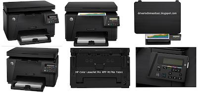 HP Color LaserJet Pro MFP M176n yazıcı driverı.
