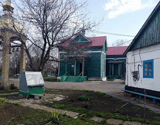 Новотроицкое, Свято-Вознесенская церковь