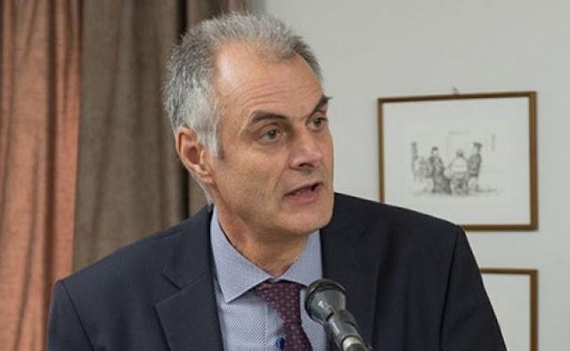 Η τοποθέτηση του Γ. Γκιολα στο νομοσχέδιο για την πολιτική προστασία και την αναδιοργάνωση της πυροσβεστικής