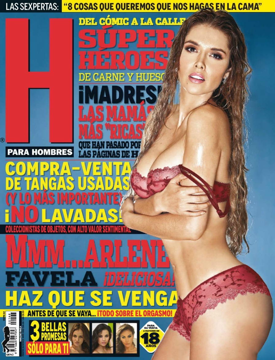 Share your Marlene favela revista h