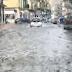 Maltempo, bomba d'acqua su Bari