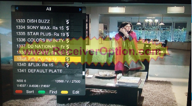 GX6605S STARSAT PRO NEW SOFTWARE WITH DLNA RENDER & XTREAM IPTV OPTION