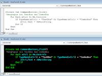 Cara Mengubah Tampilan Pada Jendela Code VBA Excel