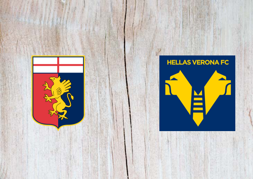 Genoa vs Hellas Verona -Highlights 20 February 2021