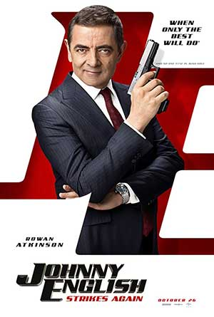 Johnny English Strikes Again 2018 Hollywood 300MB Movie HDCAM 480p
