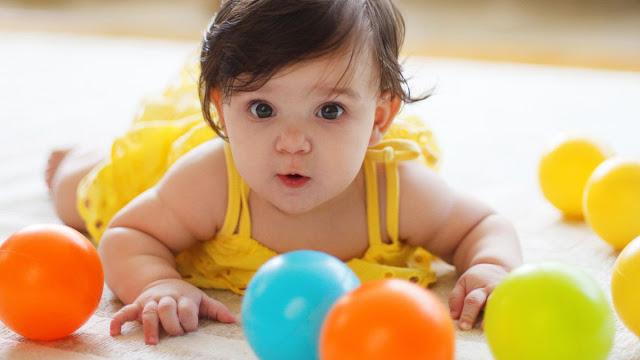 perkembangan anak 6 bulan