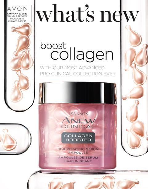 What Is AVON What's New Demo Book Campaign 22 2020 - AVON Reps Only!