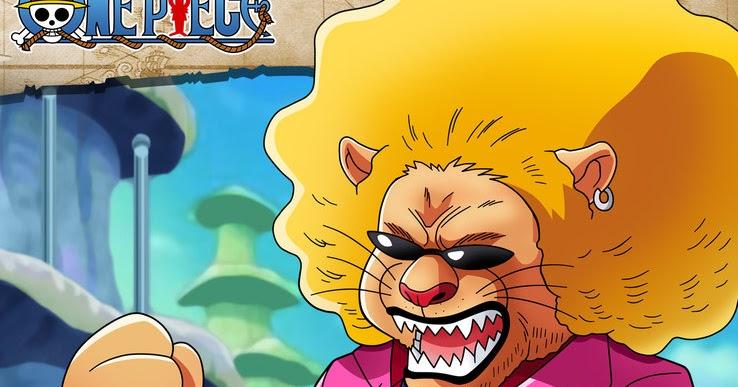 One Piece Manga 863 - Sanji Vs Katakuri: Pekoms