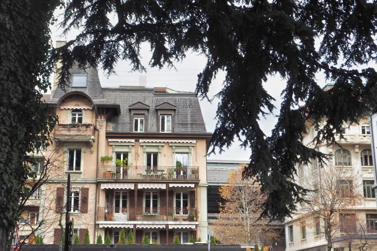 Maison à Lausanne en Suisse