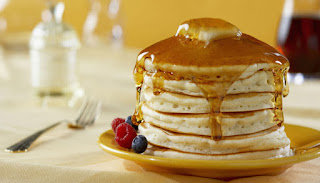 Cara Membuat Pancake Yang Enak
