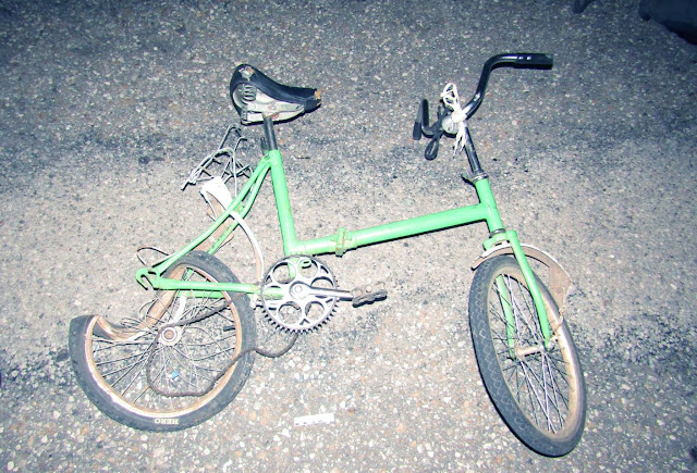 В Башкирии сбили велосипедиста, мужчина погиб