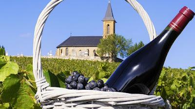 région viticole vin Beaujolais Beaux-Vins blog oenologie dégustation